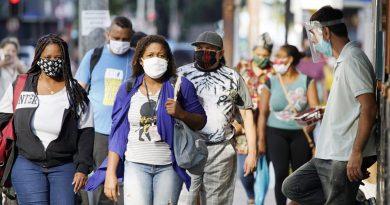 Americana registra mais 88 resultados positivos de Covid-19. Não saia de casa sem máscara!