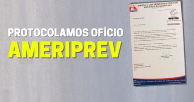 Ameriprev | Protocolamos ofício e cobramos informações do repasse da cota previdenciária