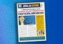"""Campanha Salarial 2022   """"Jornal do Servidor"""" convoca categoria a participar com sugestões"""